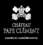 Blason château Pape Clément
