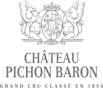 Blason Château Pichon Baron