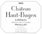 Blason Château haut bages liberal