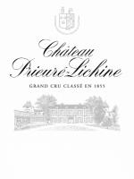 Blason château Prieure Lichine
